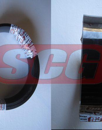 150mm x 20mm Scraper Blade (2.5m length)